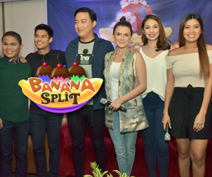 PHOTOS: Banana Sundae Presscon
