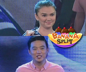 Banana Split barkada in Lip Sync Along Battle