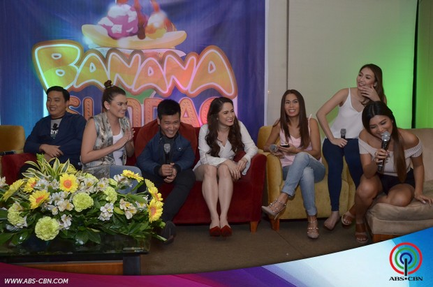 PHOTOS: Banana Sundae Presscon
